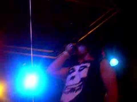 My Darkness-Destroy The Runner live