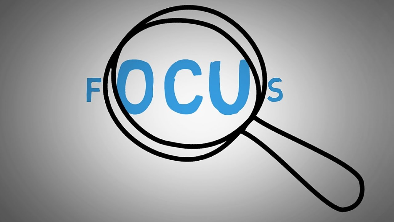 How to Build FOCUS and CONCENTRATION - For Studying and Work ...