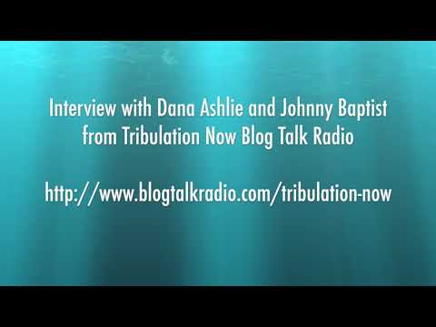 "AUDIO ONLY: I was featured on ""Tribulation Now"" Blog Talk Radio...End Times Chat, Testimony & more"