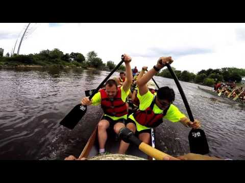 Amec Foster Wheeler Dragon Boat Races 2016
