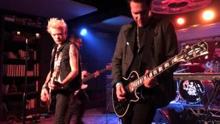 Deryck Whibley (Sum 41) @ Lucky Strike Live's Bowling with Bunnies