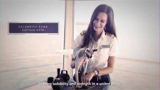 Hope Floats: A Special Message from Celebrity Edge