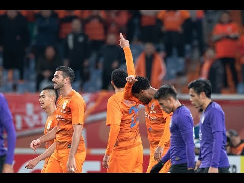 Shandong Luneng 2-1 Johor Darul Ta'zim (AFC Champions League 2019: Group Stage)