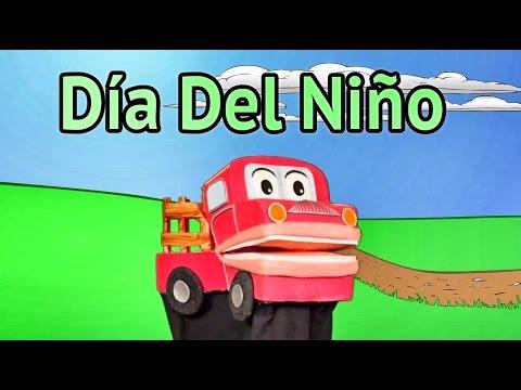 El día del Niño - Barney El Camion - Videos Educativos Infantiles