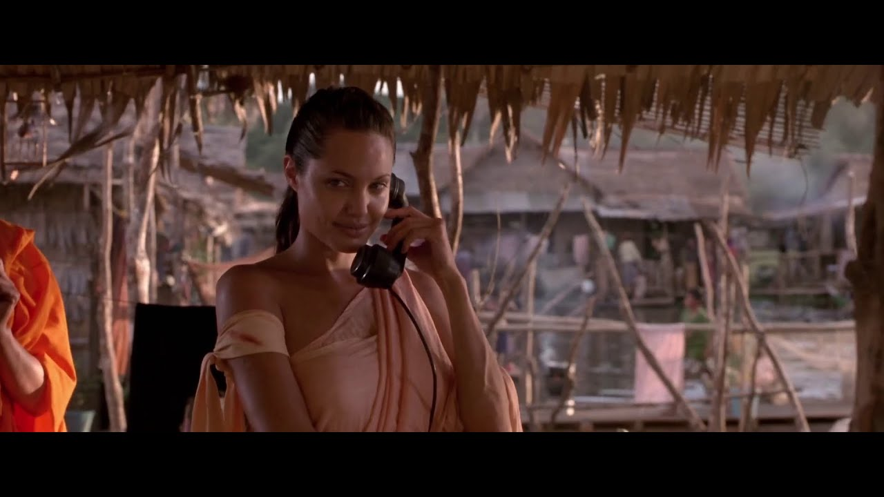 Lara Croft Tomb Raider 2001 Part 6 The Buddhist Town Hd Youtube
