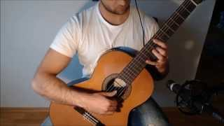 From Past to Present - The Elder Scrolls V: Skyrim on Guitar