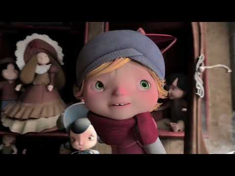 Alma, Animated Short Film For Movie Talk