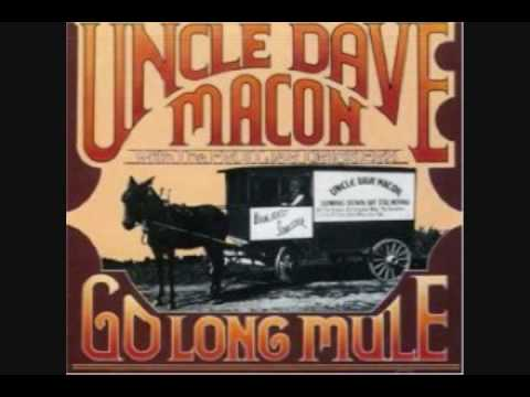 Uncle Dave Macon - Rabbit In The Pea Patch