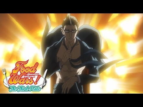 Umami Tightrope | Food Wars! The Third Plate