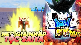 "Roblox l Hogs joined Saiya clan in ""Dragon Ball Rage"" (Game: Dragon Ball Rage)"