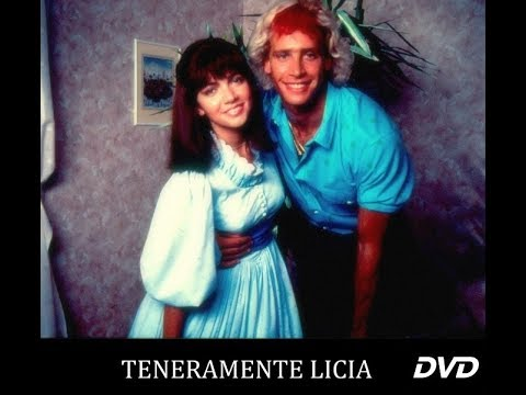 TENERAMENTE LICIA  Serie Tv, Telefilm 1987  Cristina D'Avena  Serie DVD