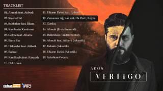 Ados - Zamansız Ağrılar (feat. Kayra & Da Poet) (Official Audio)