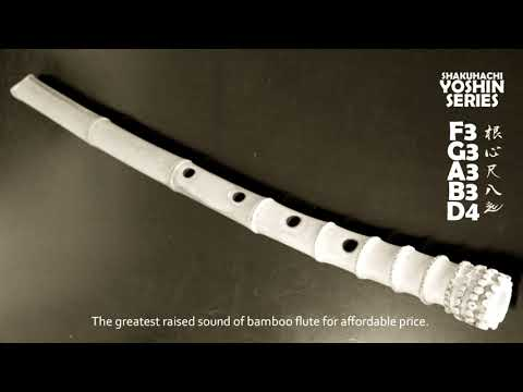 shakuhachi-yoshin-series---an-affordable-price-for-a-greatest-raised-flute-sound