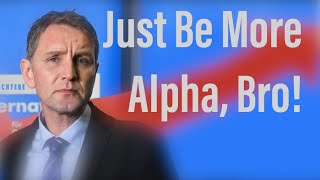 What Does it Mean for a Group to 'Be More Alpha'?