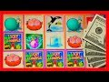 LIVE PLAY on High Limit Lucky Lemmings Slot Machine with Bonuses and Big Win!!!