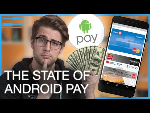 Who can use Android Pay? ft. LG G6