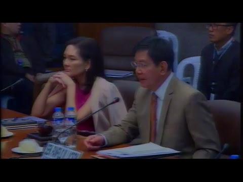 Committee on Public Order and Dangerous Drugs (September 5, 2017)