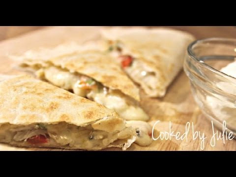 Download Crab Quesadilla - Cooked by Julie - Episode 8