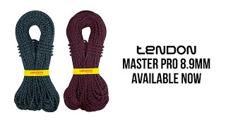 SPOTLIGHT: Tendon - Master Pro 8.9 and 9.2 Ropes