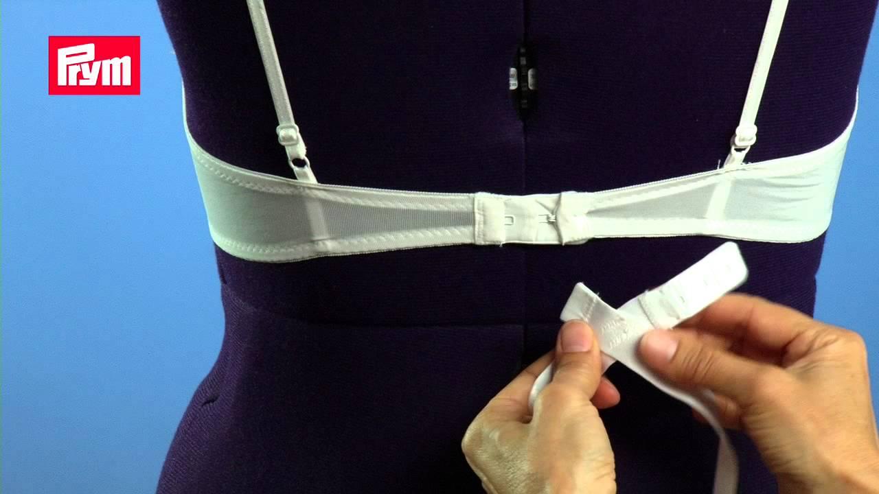 e88f87825c5 Удлинители застежек бюстгальтера для одежды с открытой спиной - YouTube