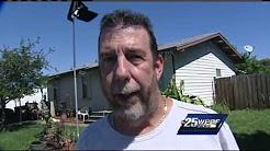 Jupiter man says landscaper killed his dog
