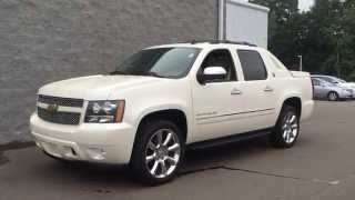2013 Chevy Avalanche LTZ White Diamond, Fully Loaded! Call or Text Paul 269-270-2949