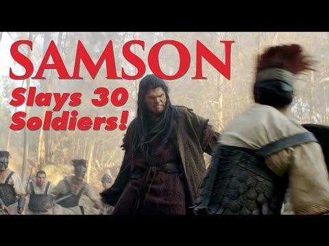 Gabriel Sabloff - Director -- Samson (2018) - Ashkelon Well Scene