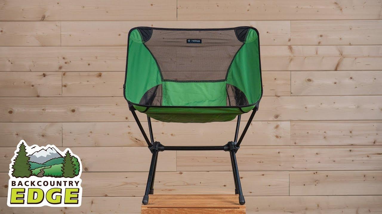 Campingstuhl Xl.Helinox Chair One Xl
