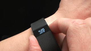 Fitbit Charge HR Activity Monitor Detailed Overview Review Including App Why Buy Over Apple Watch