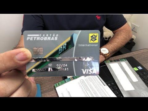 Cartão Petrobras Visa Internacional, zero anuidade pra sempre, confira