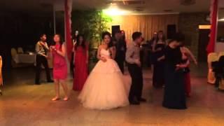 Флешмоб на свадьбе г.усть-каменогорск