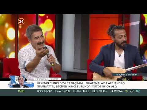 'Bekçi Bekir'i Hacı Ali Konuk Bayram Sohbetleri'nde - Billur Aktürk