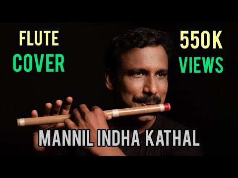 """Ilayaraja spb hits """" Mannil indha kadhal """" on Flute"""