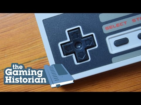 The history of the D-Pad: Console gaming's indispensable control