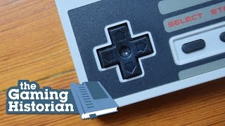 Who Invented the D-Pad? | Gaming Historian