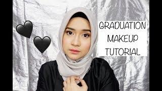 Graduation Makeup Tutorial | Clara Haniyah
