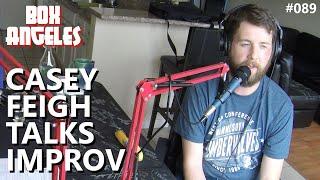 Casey Feigh's Start in Improv