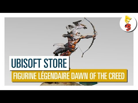 Thumbnail: Assassin's Creed Origins - Figurine Légendaire Dawn of The Creed [OFFICIEL] VF HD