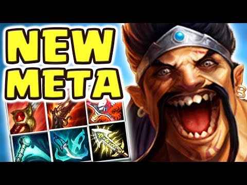 THE MOST BROKEN TEAM FIDGET SPINNER | 100% CRIT TIER 1 DRAVEN JUNGLE | WHAT HAVE I DONE?! Nightblue3