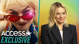 Margot Robbie Snuck A Reference To Her Teen Years Into 'Birds Of Prey'