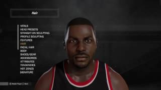 NBA2k17 God Shammgod Creation
