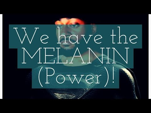 We Have The Melanin (POWER!)!  Now You Need The Mindset!