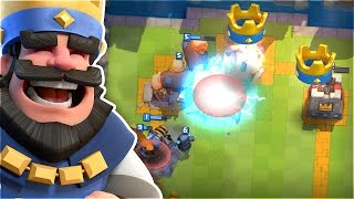 Clash Royale – 3 CROWN ALMOST EVERY TIME DECK! THIS DECK IS OVER POWERED!