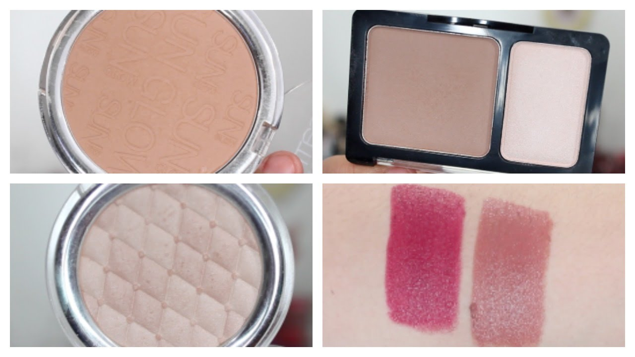 28a17adf9c32 Catrice Cosmetics Review + Demo | Bronzer, Concealer, Blush, Lipstick and  More!!