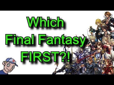 Which Final Fantasy Game Should You Play First?