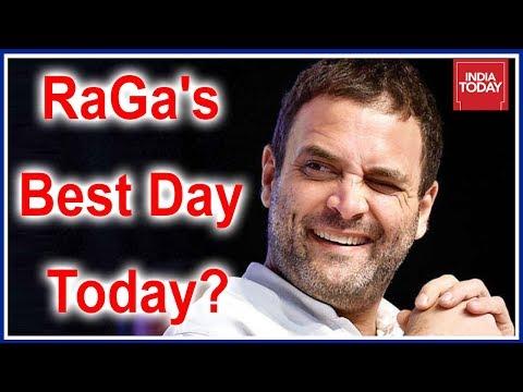 Rahul Gandhi Leaves Residence, Heads To Delhi HQ | #Results2018 Live From Delhi