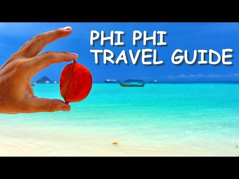 Phi Phi Islands Travel Guide, Maya Bay, The Beach, Best Thailand Islands, острова Пхи Пхи 2015