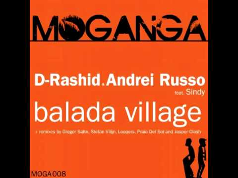 Download D-Rashid, Andrei Russo - Balada Village Feat Sindy (Gregor Salto Remix)