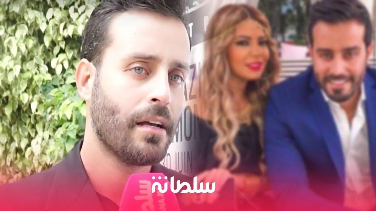 حصريا سعد رمضان يكشف حقيقة خطوبته من مغربية وهذا ماقاله عن المجرد والمنور Youtube