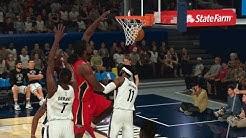NBA 2K20 My Career EP 98 - Moses 90 OVR! Nets Cheese!